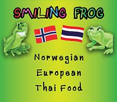Udon Thani Business Index, Thai Restaurants, Smiling Frog