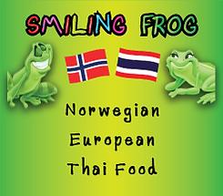 Udon Thani Business Index, Western Restaurants, Smiling Frog