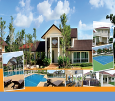 Udon Thani Resource Guide, Housing Developments, Tanadorn Home Place