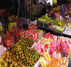 Udon Thani Resource Guide, Ban Huay Market, food markets, #udonthani, #udonmap, #udonthanimap, #udonthaniguide, #udonguide
