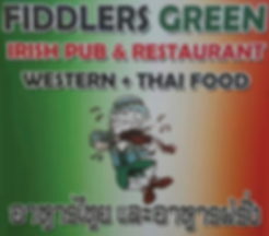 Udon Thani Resource Guide, Western Restaurants, Fiddler's Green