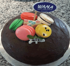 Udon Thani Resource Guide, Bakeries, Wana Fresh Bake House, #udonmap, #udonthani