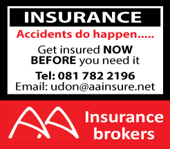 Udon Thani Resource Guide, Insurance, AA Insurance Brokers, #udonmap, #udonthanimap, #udonthaniguide, #udonmapclassifieds, #udonthani