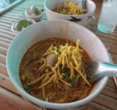 Udon Thani Business Guide, Thai Restaurants, Khao Soi Tai
