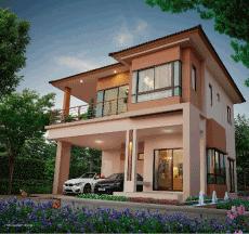 Udon Thani Resource Guide, Housing Developments, Siri Village