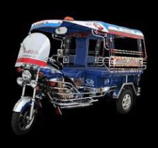 Udon Thani Business Index, Tuktuks, Atipong Motors