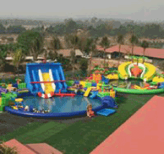 Udon Thani Resource Guide, Water Play Parks, Udon Water World
