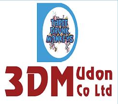 Udon Thani Business Index, Wholesale Beverages, 3DM Udon