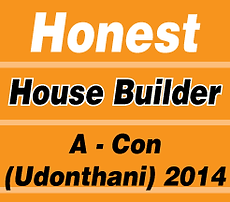 Udon Thani Business Index, House Construction, A-Con House Builders
