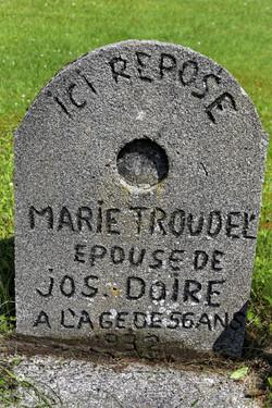 Marie Trudel