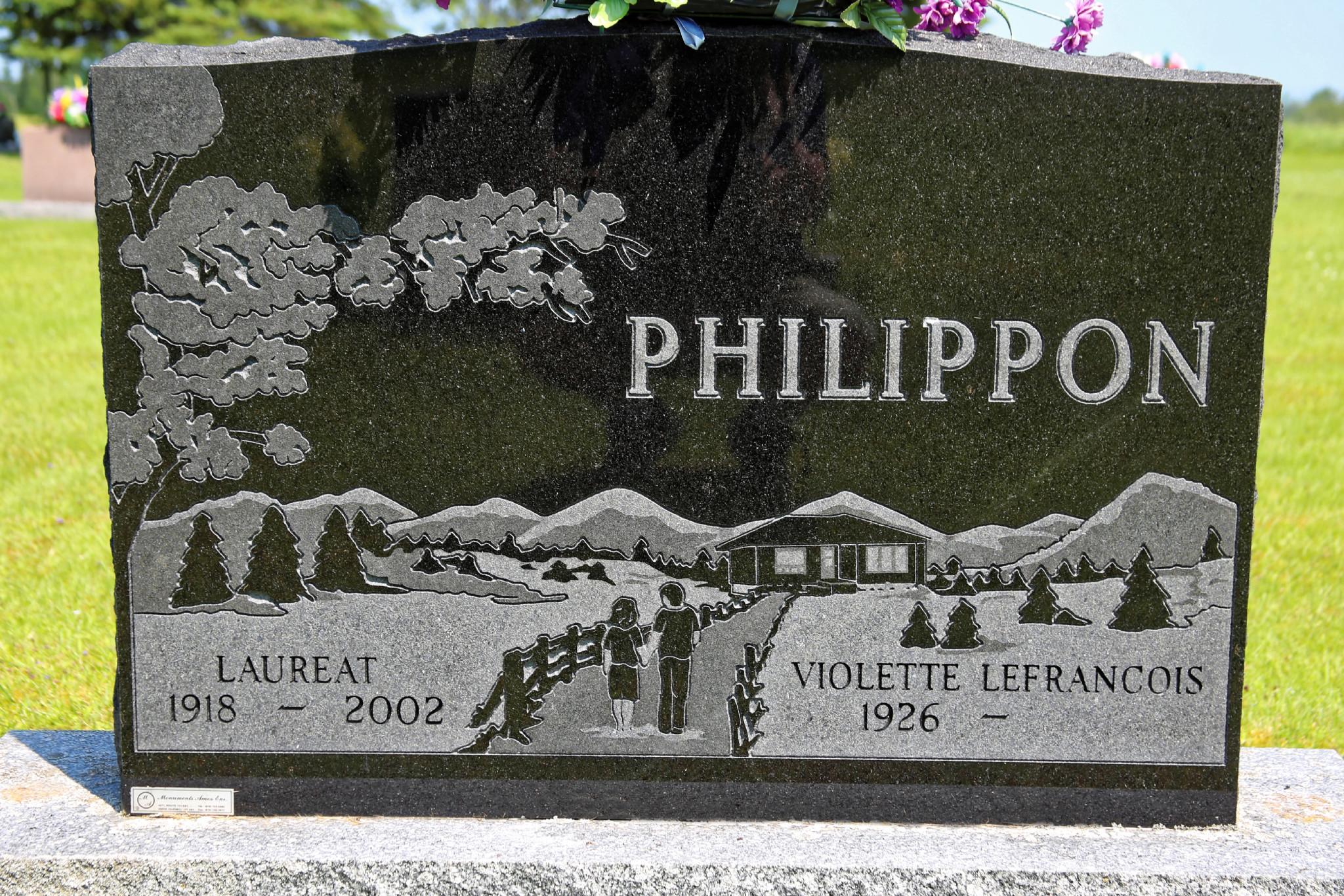 Lauréat Philippon