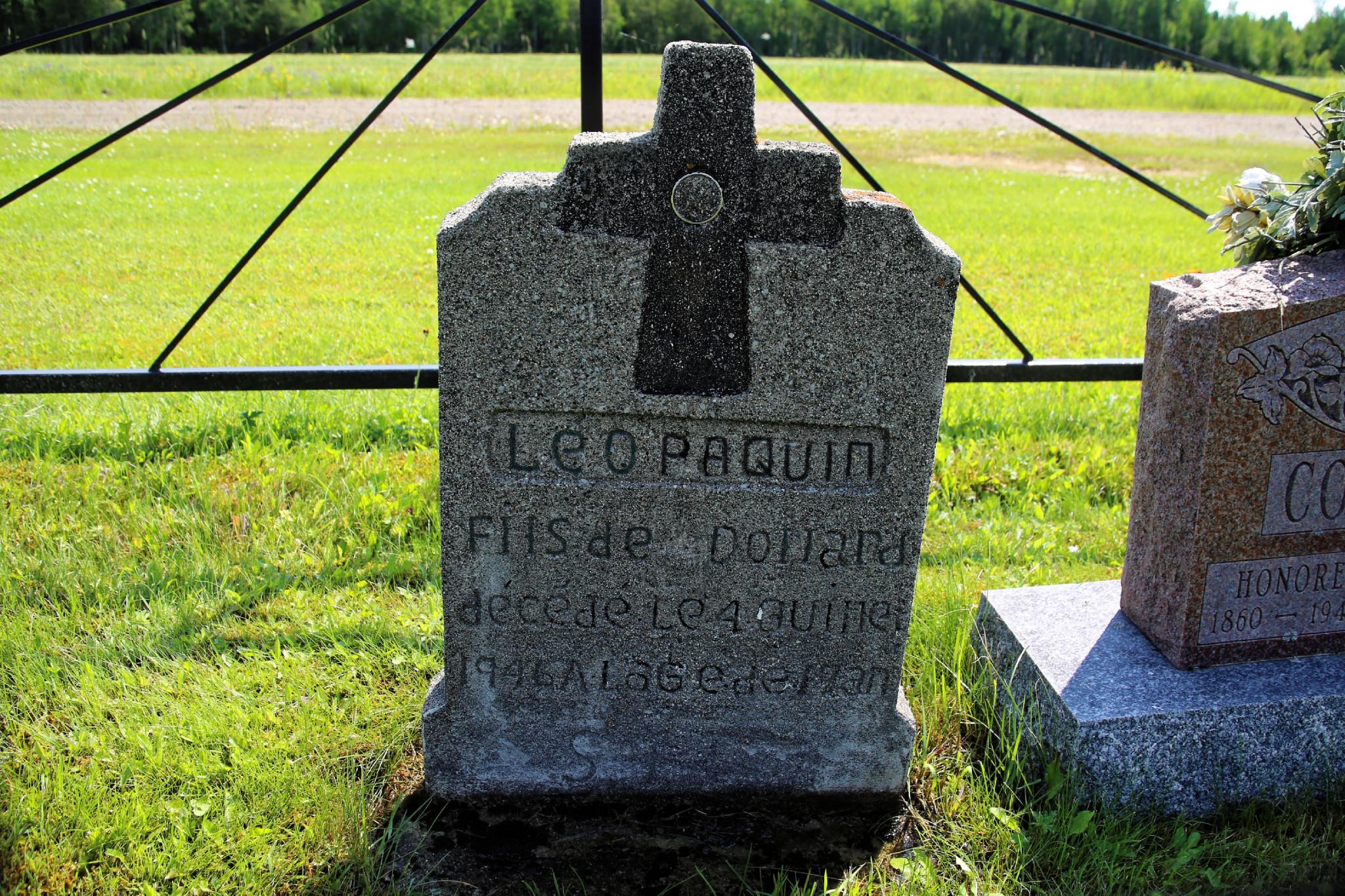 Léo Paquin