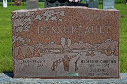 Jean-France Dessureault