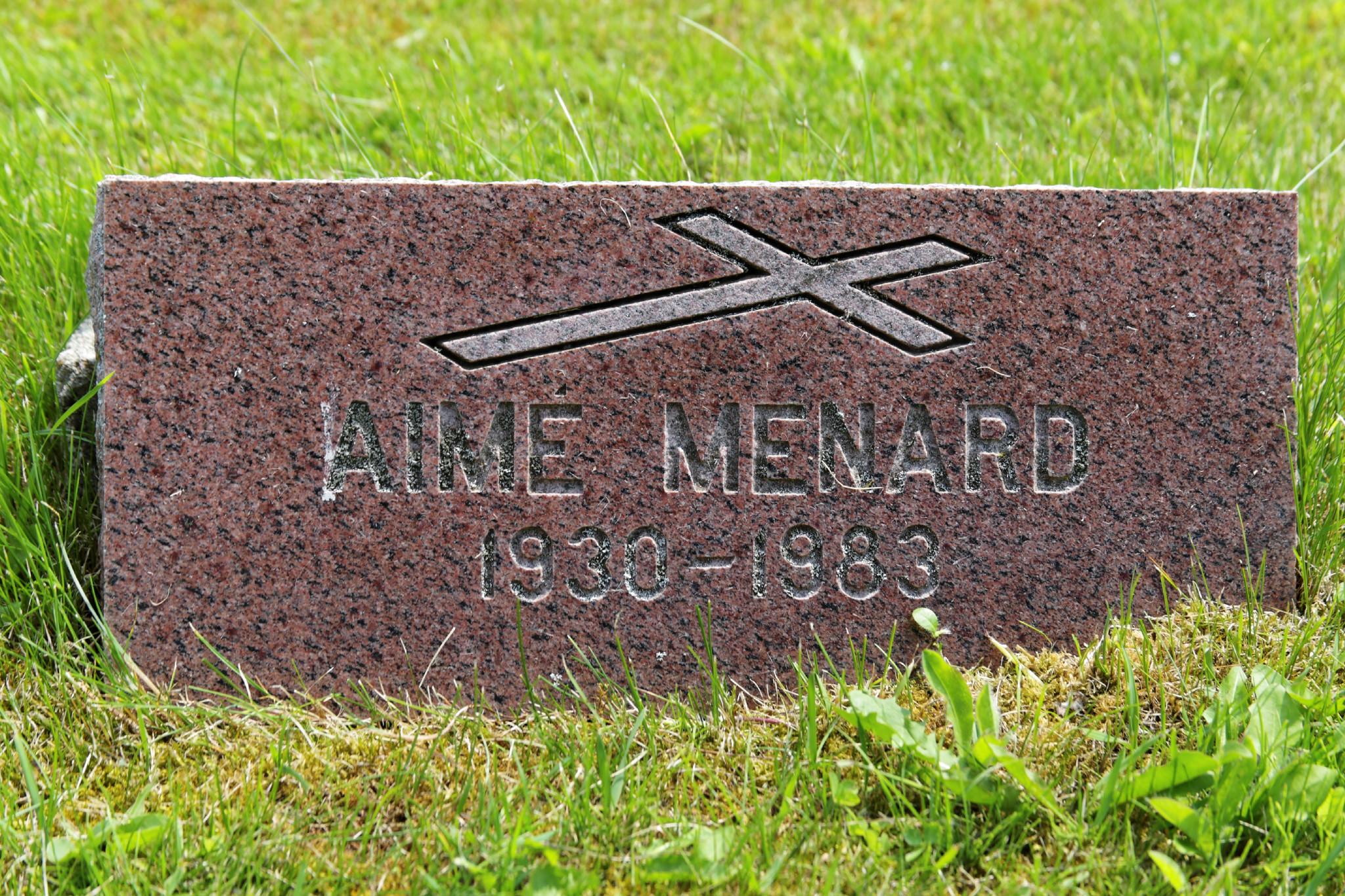 Aimé Ménard