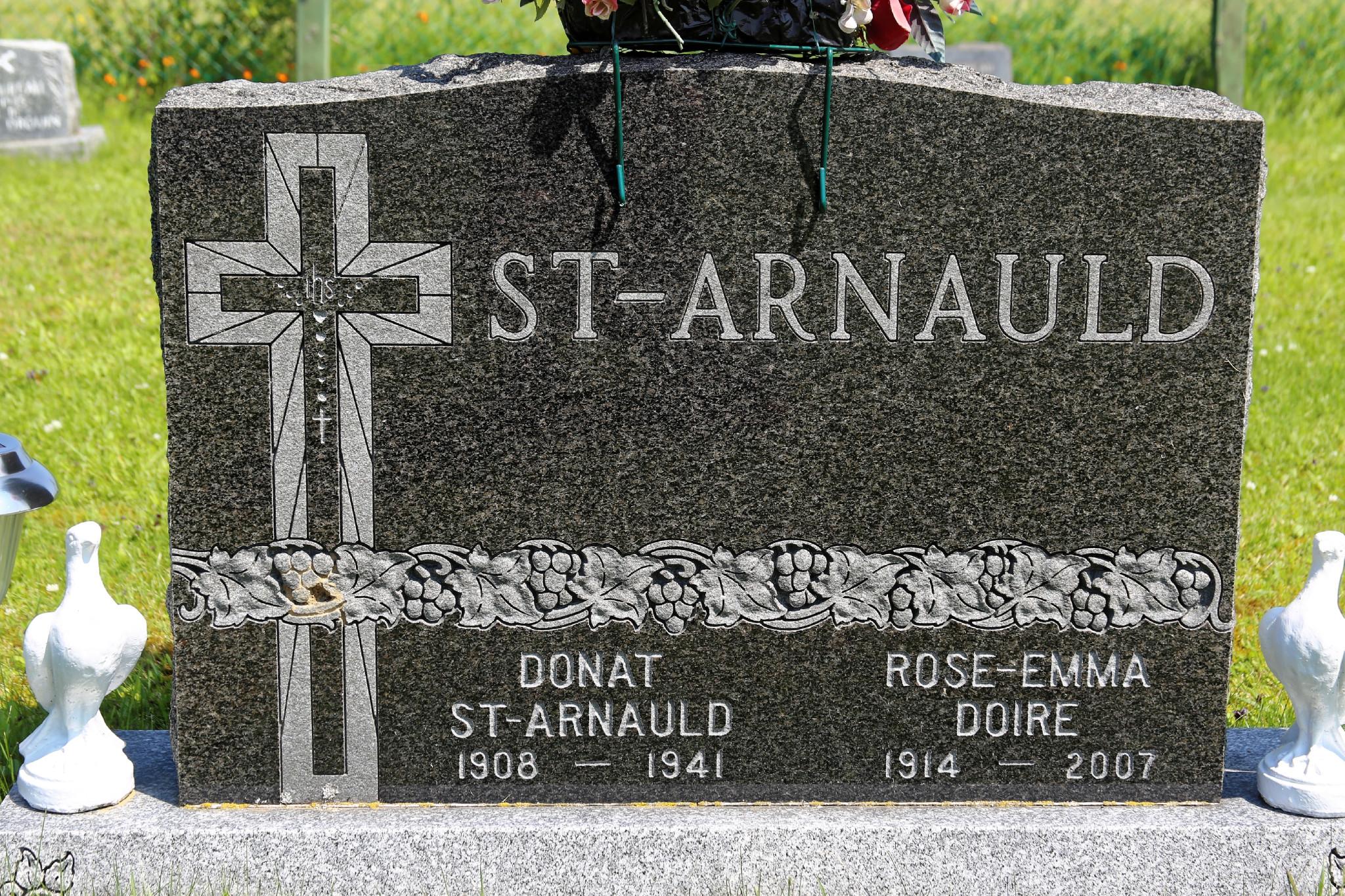 Donat St-Arnauld