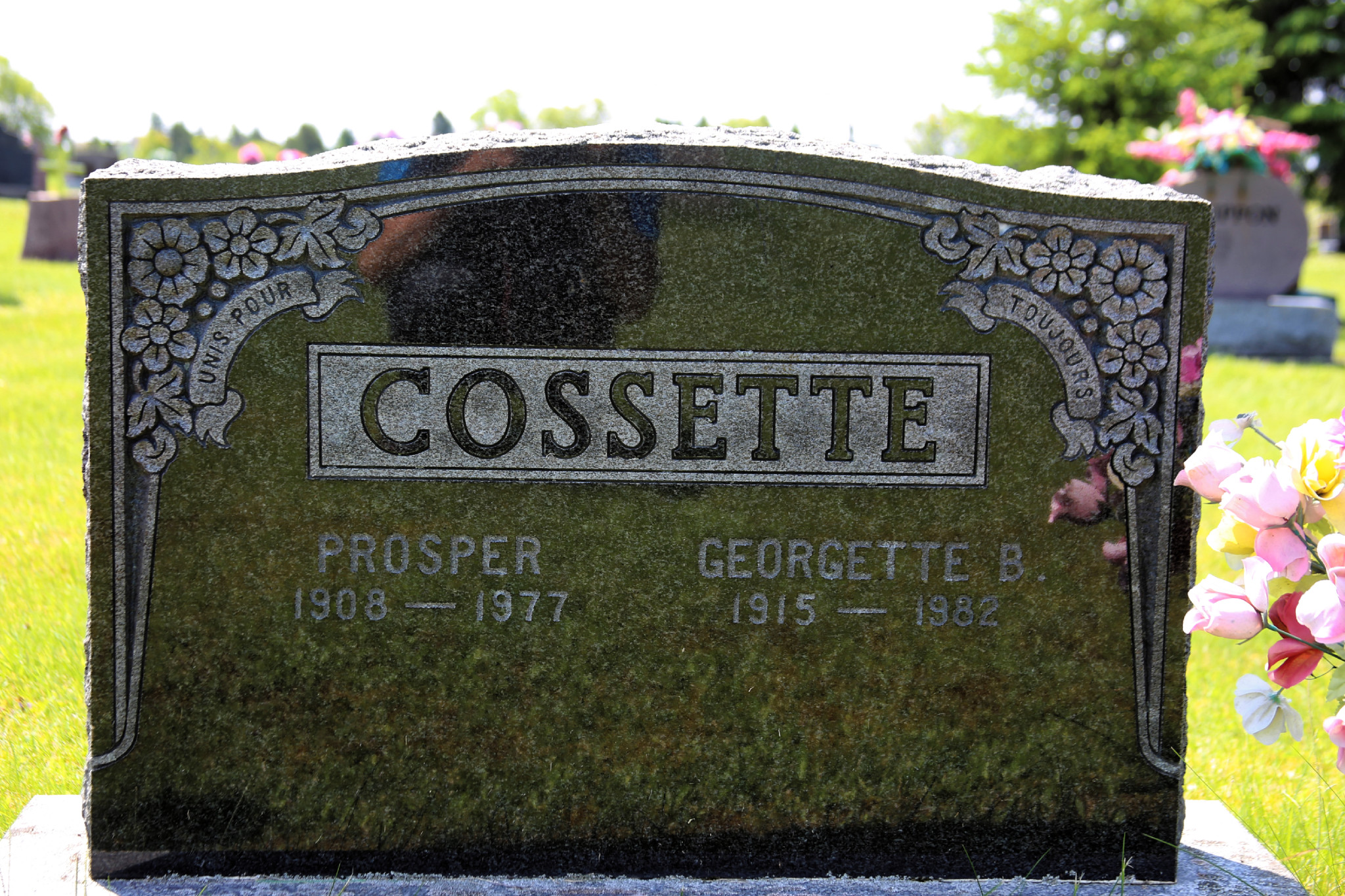 Prosper Cossette