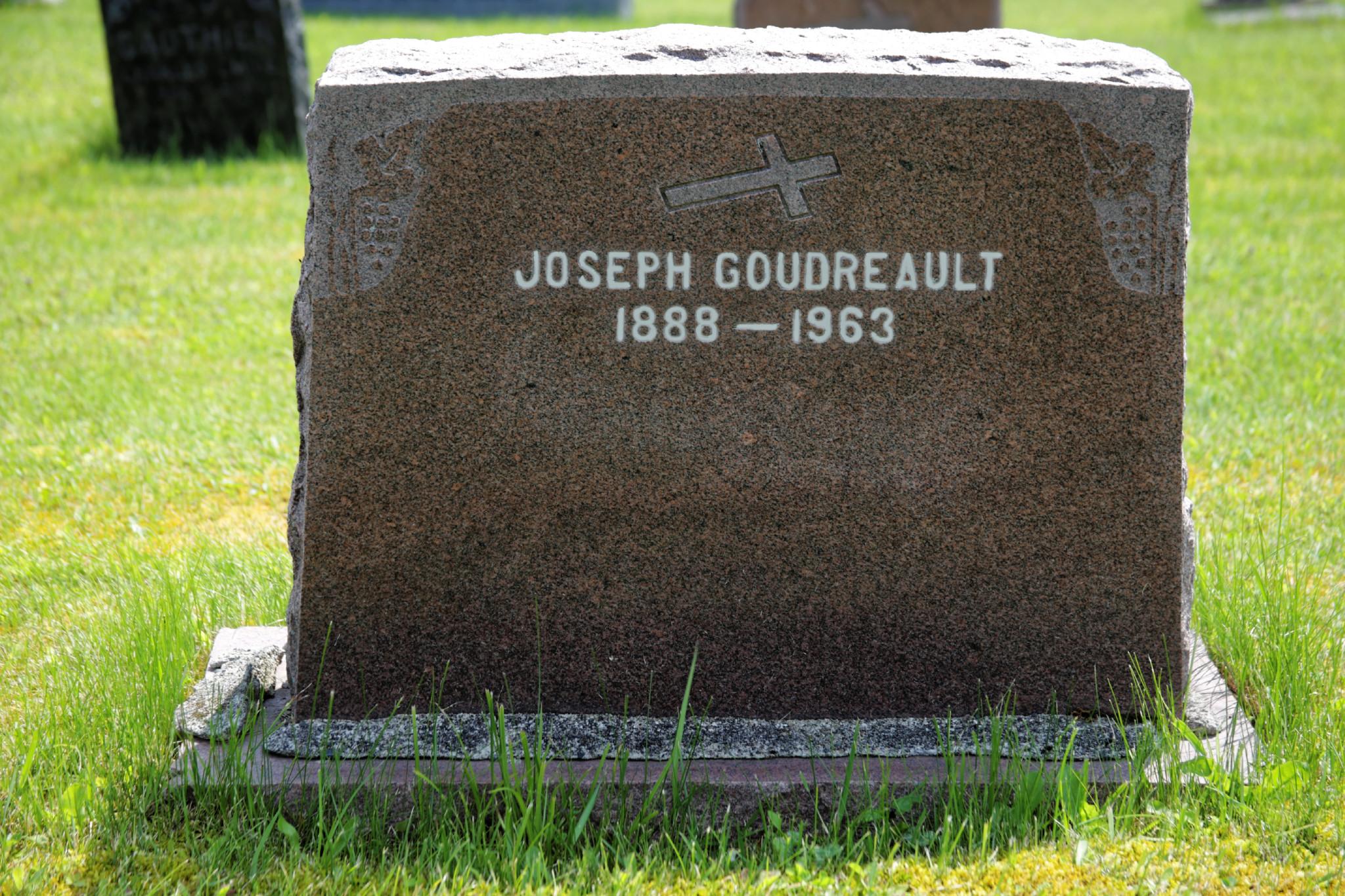 Joseph Goudreault