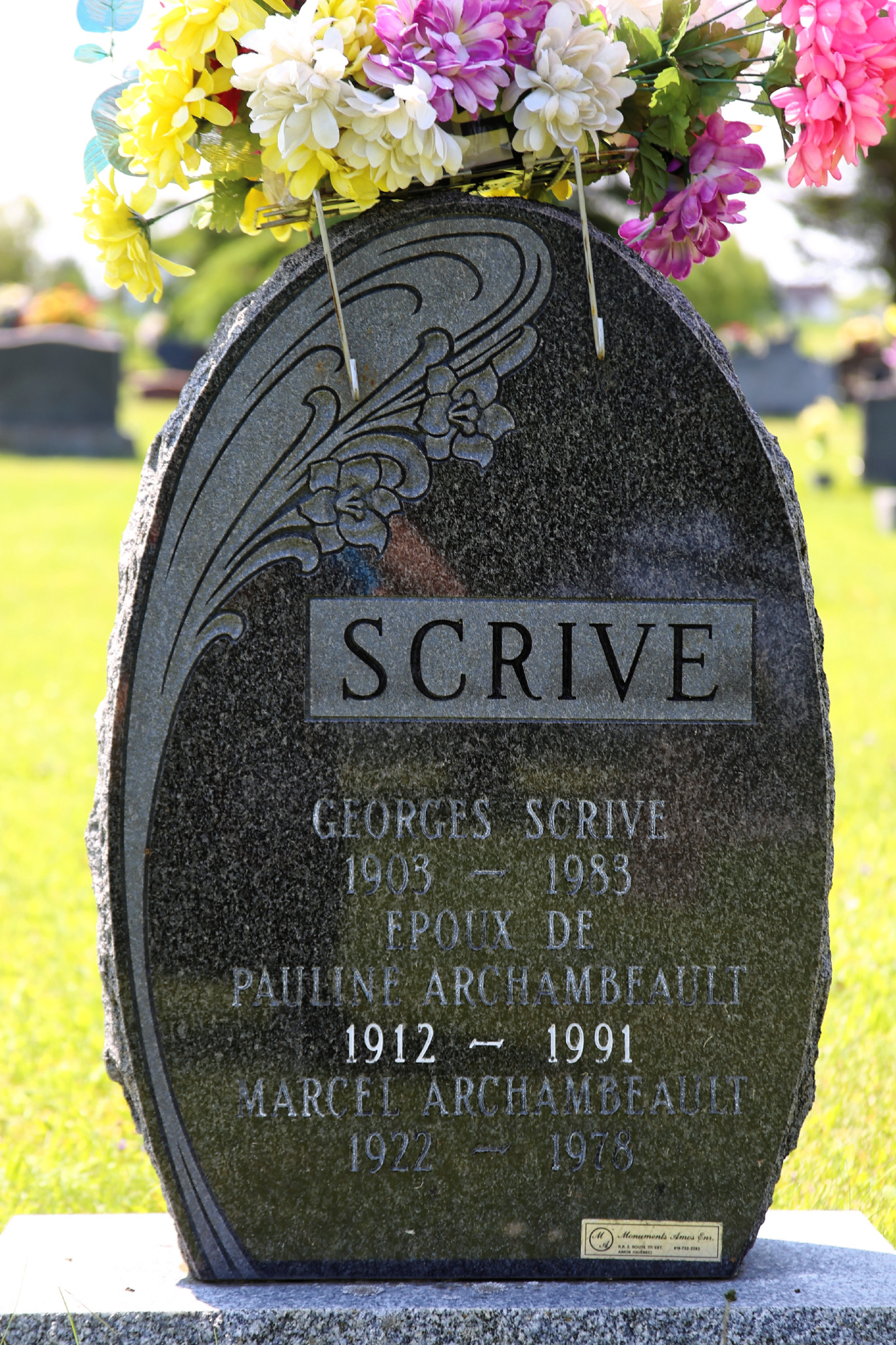 Georges Scrive