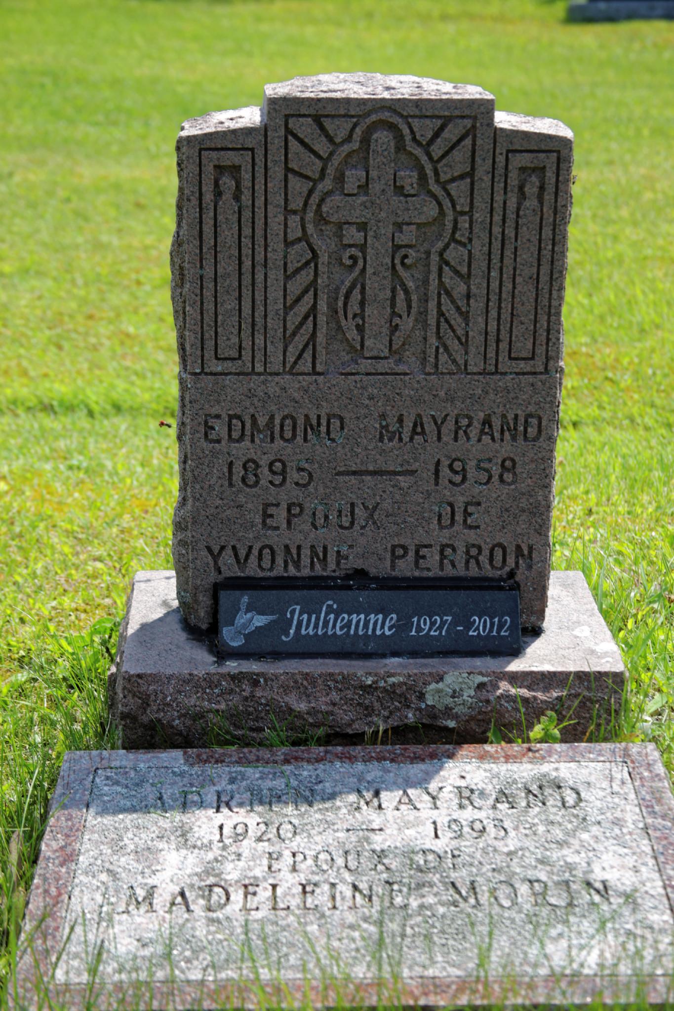 Edmond Mayrand