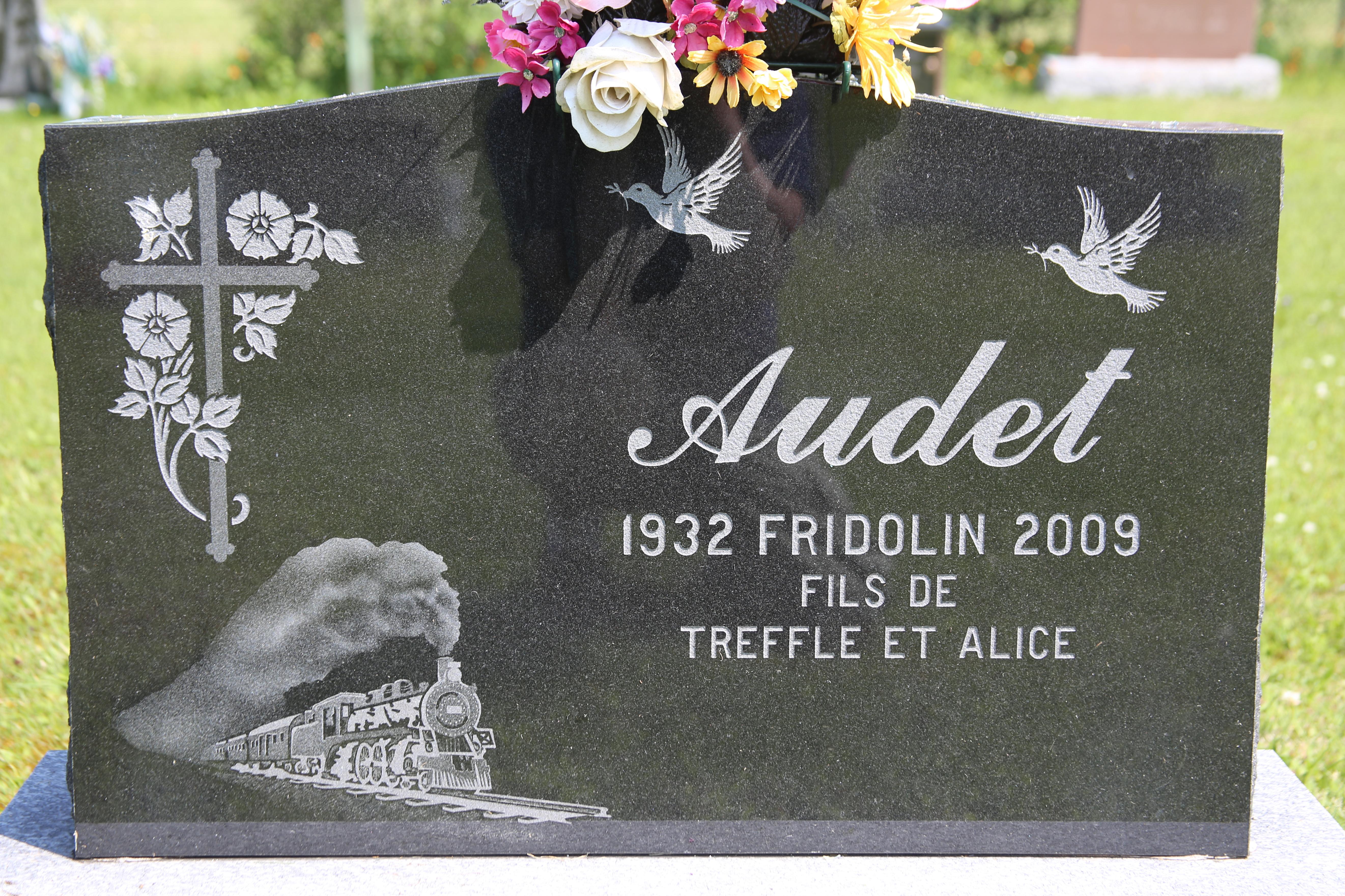 Fridolin Audet
