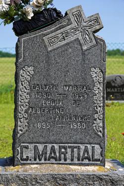 Calixte Martial