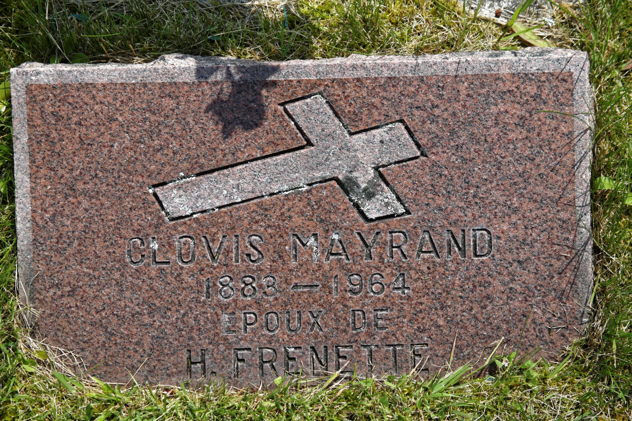 Clovis Mayrand