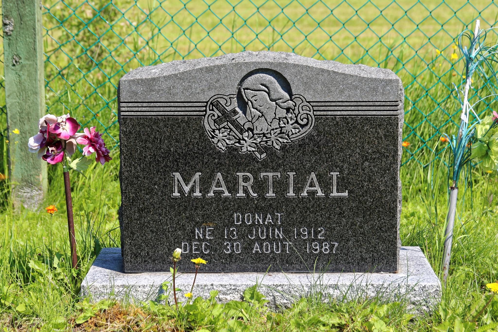Donat Martial