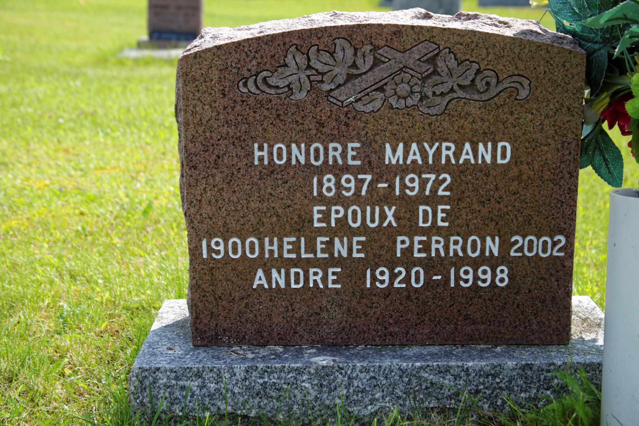 Honoré Mayrand