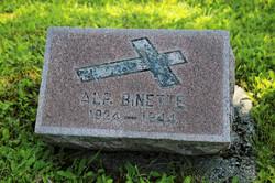Alphonse Binette