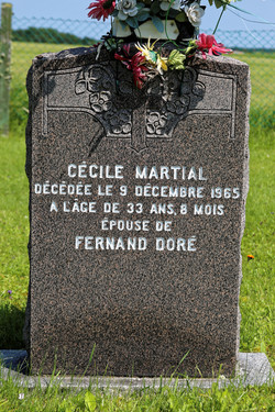 Cécile Martial