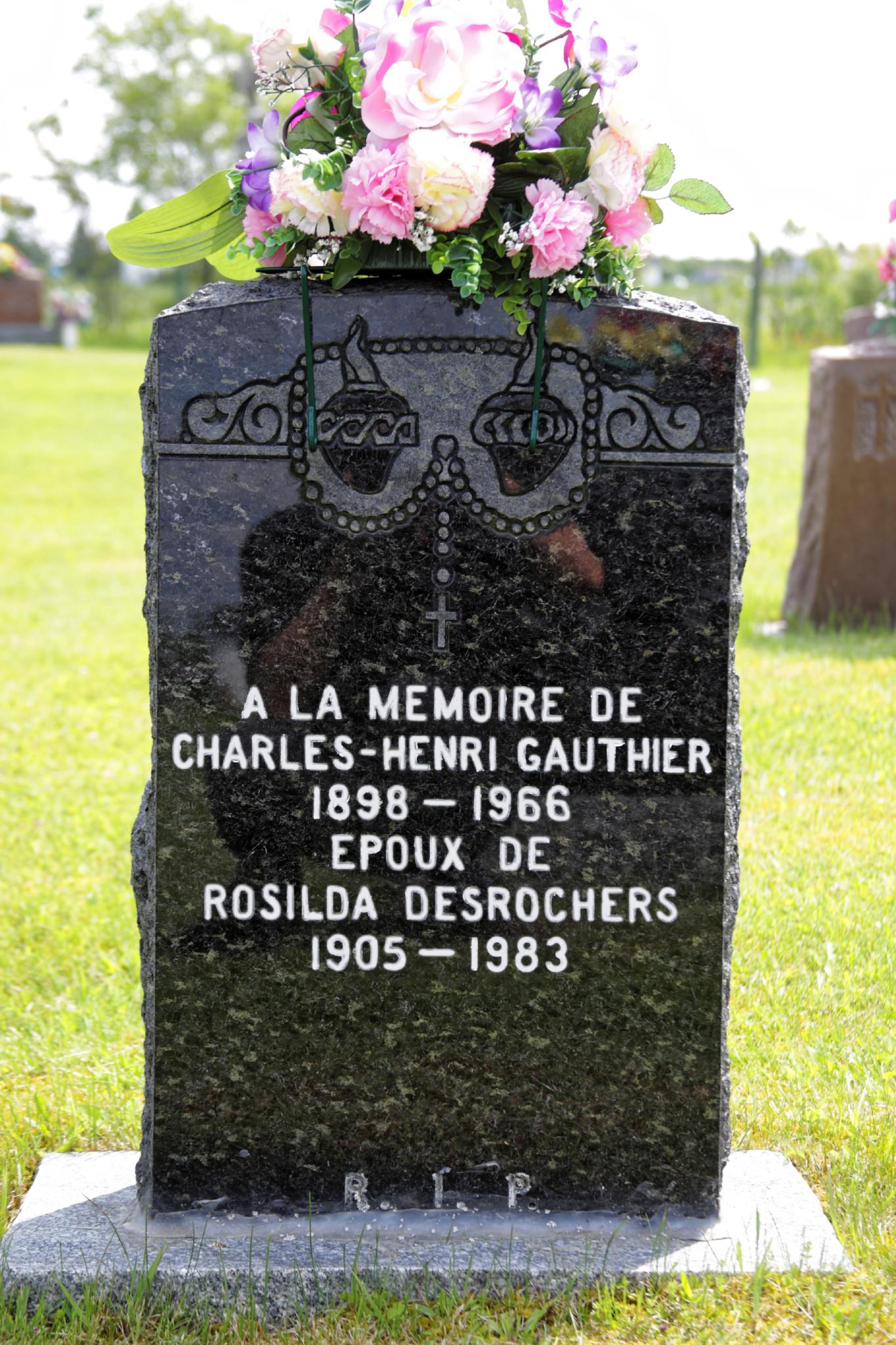 Charles-Henri Gauthier