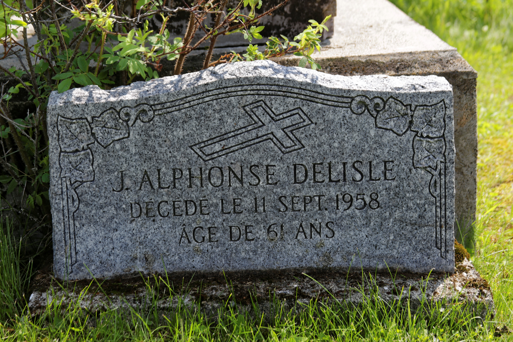 Alphonse Delisle