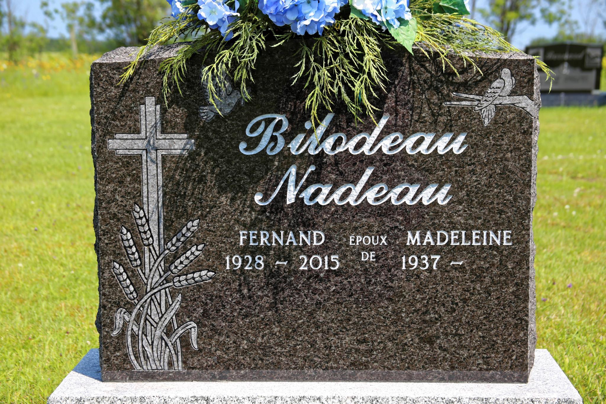 Bilodeau Nadeau