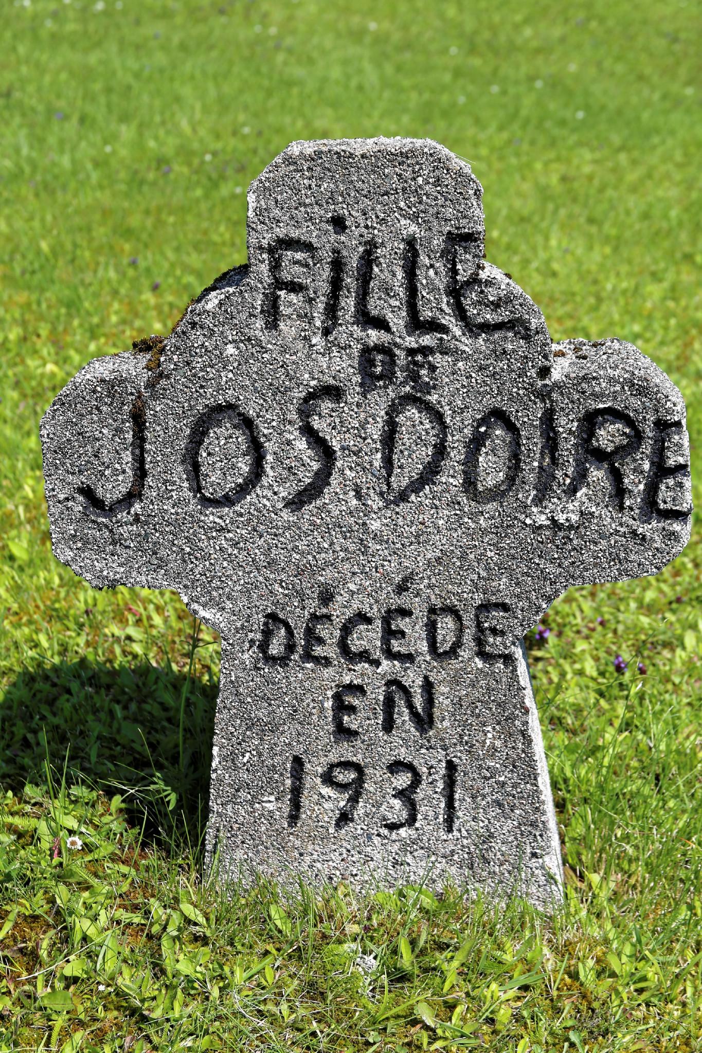 Fille de Joseph Doire