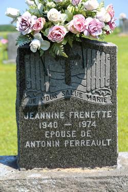 Jeannine Frenette