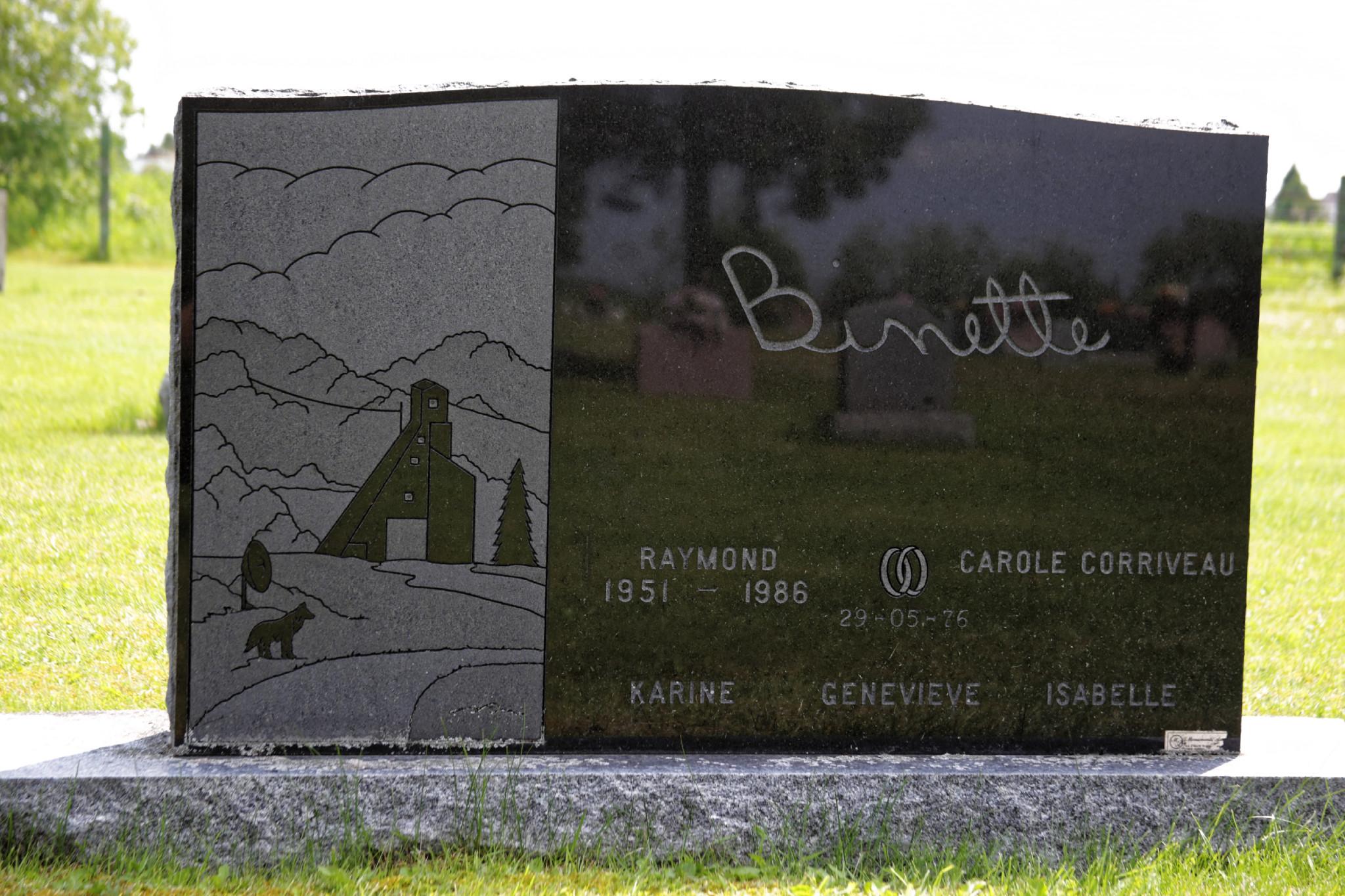 Raymond Binette