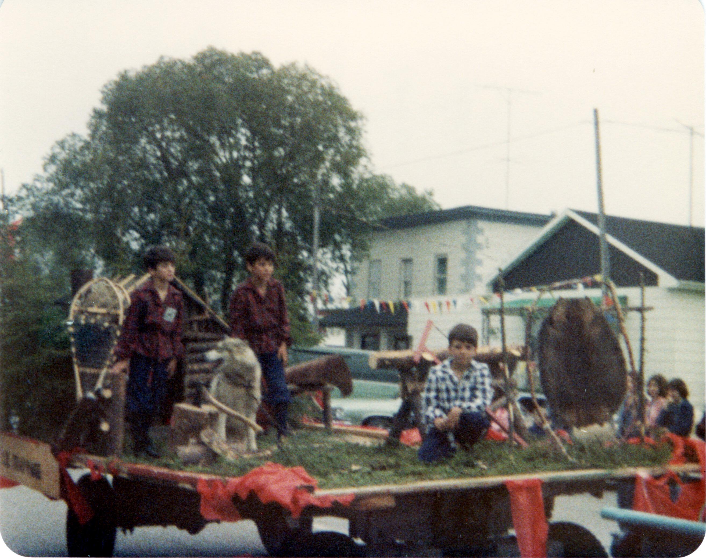 1977 - 60e - trappe