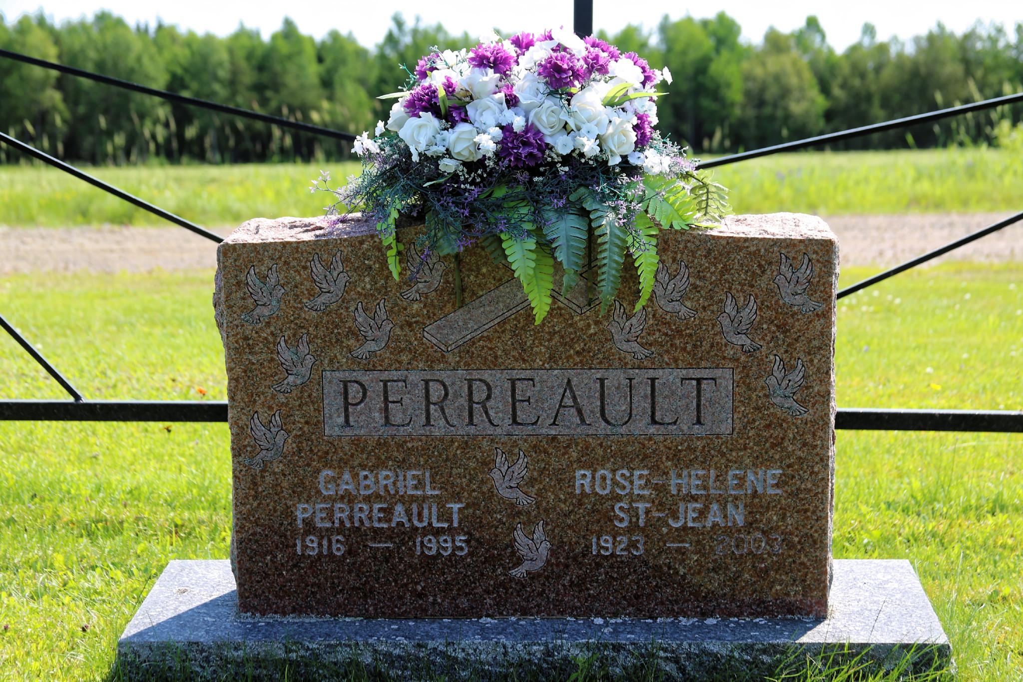 Gabriel Perreault
