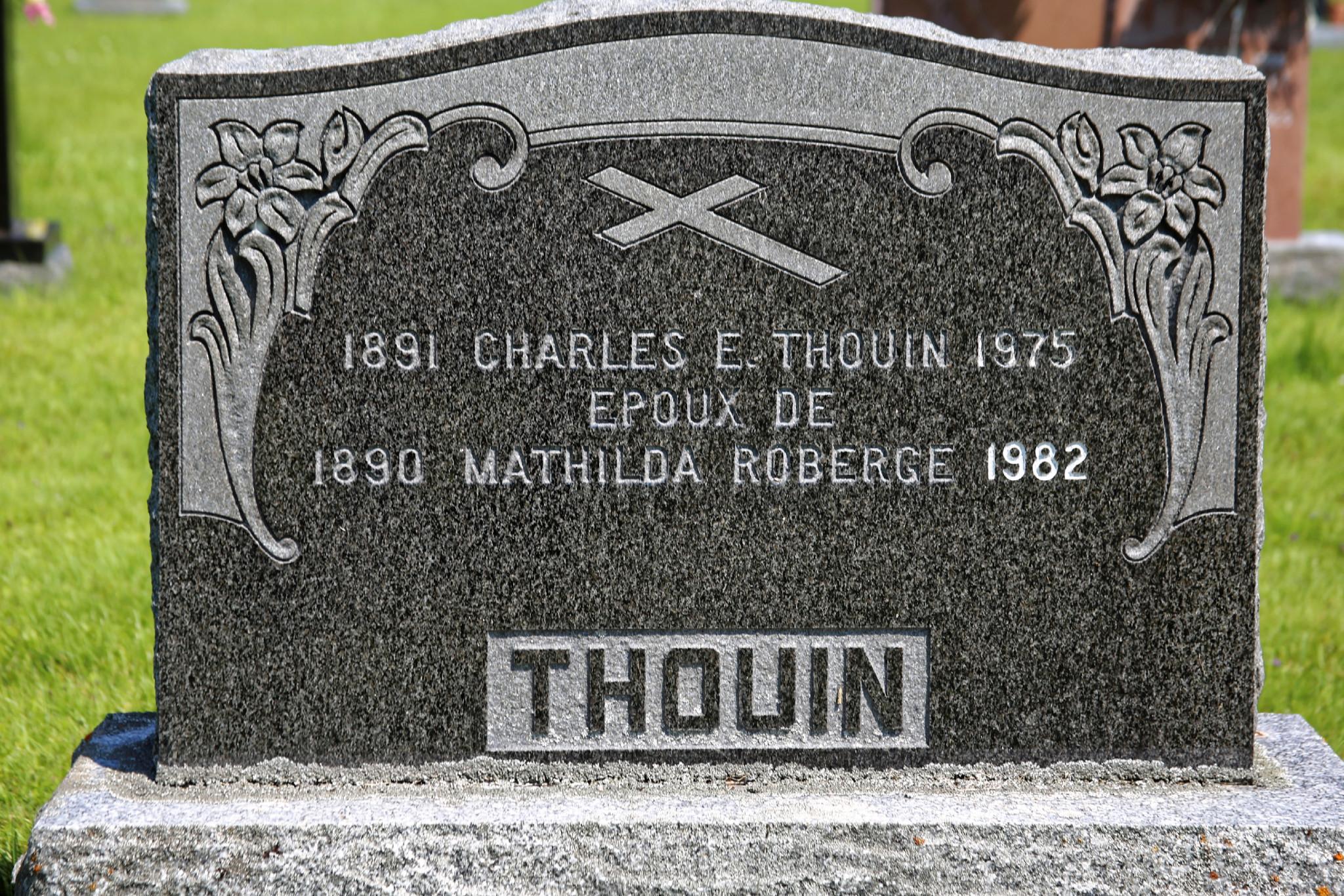 Charles Thouin