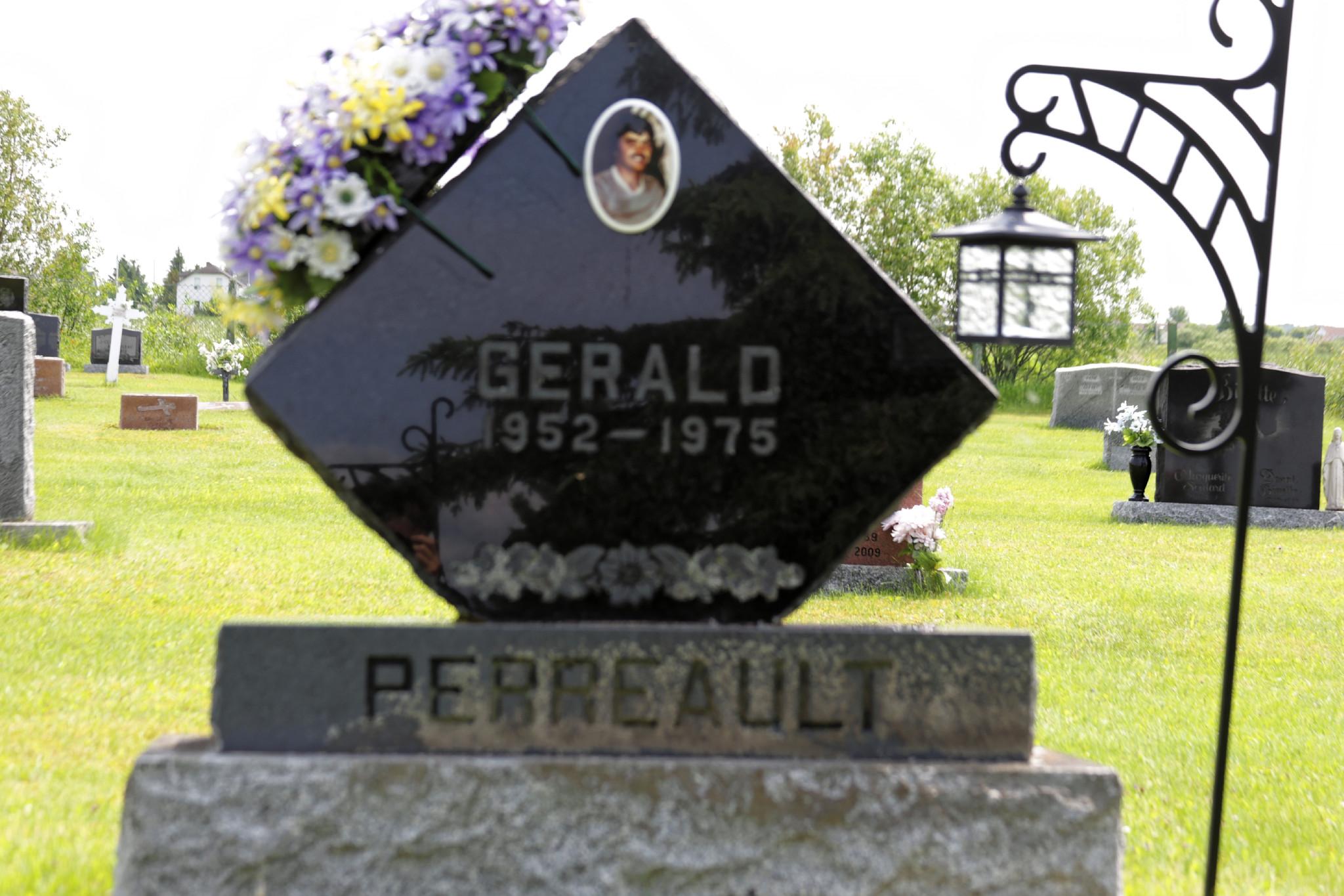 Gérald Perreault