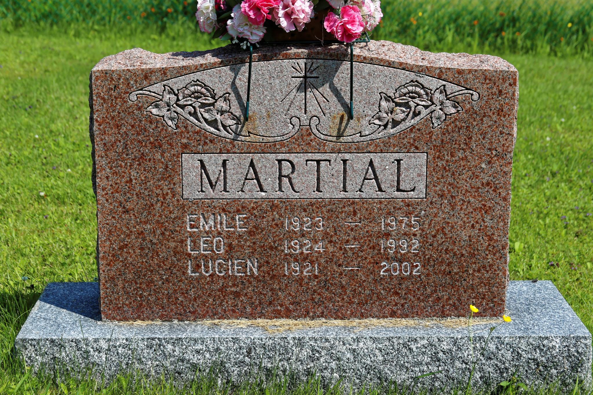 Émile Martial
