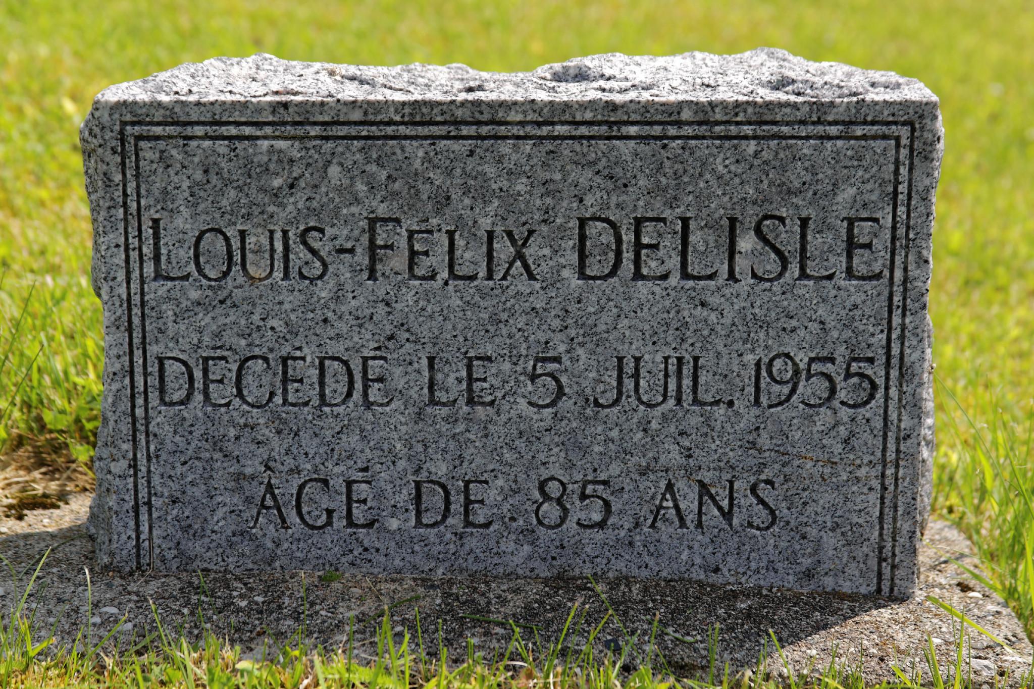 Louis-Félix Delisle