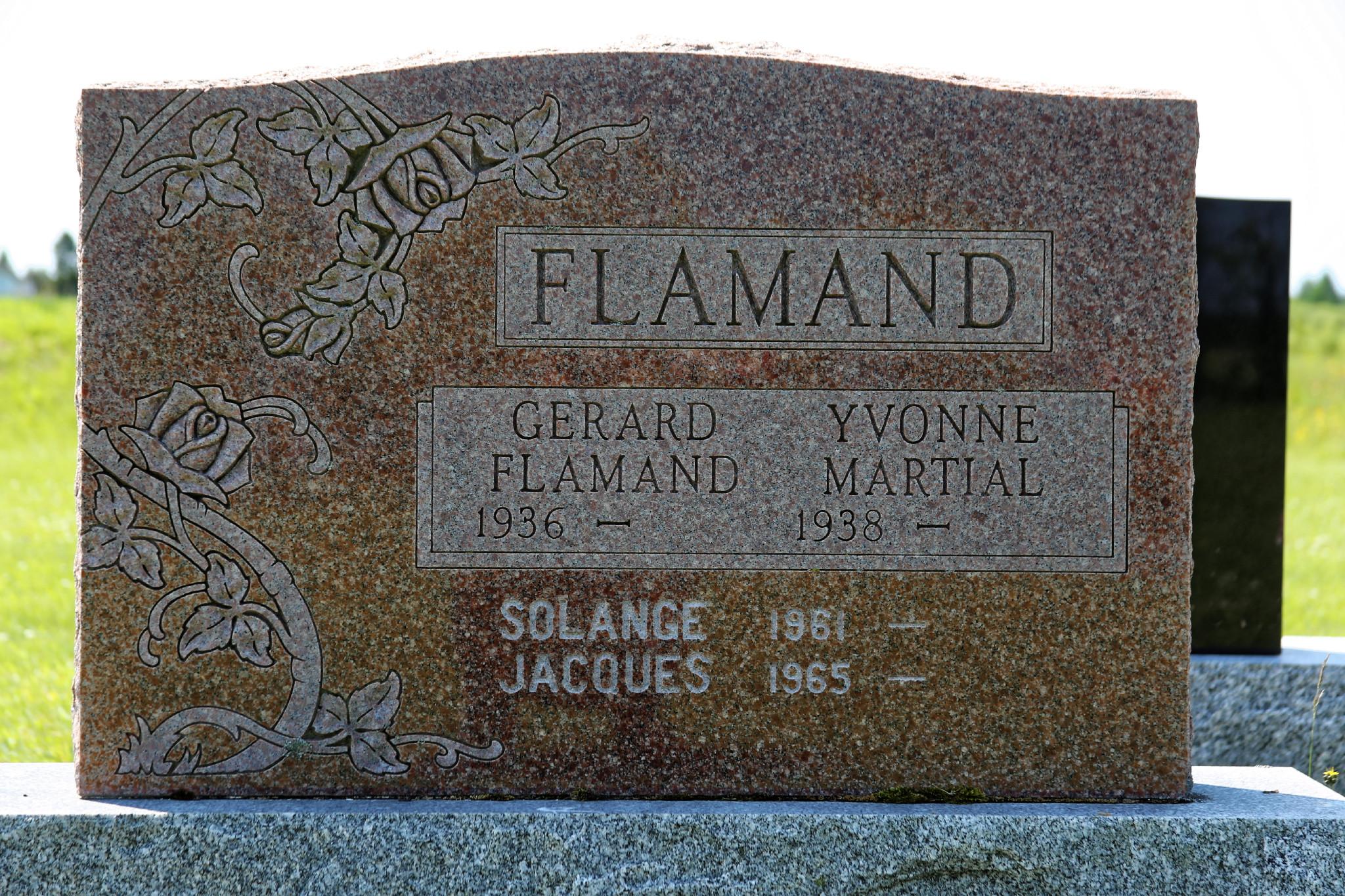 Gérard Flamand