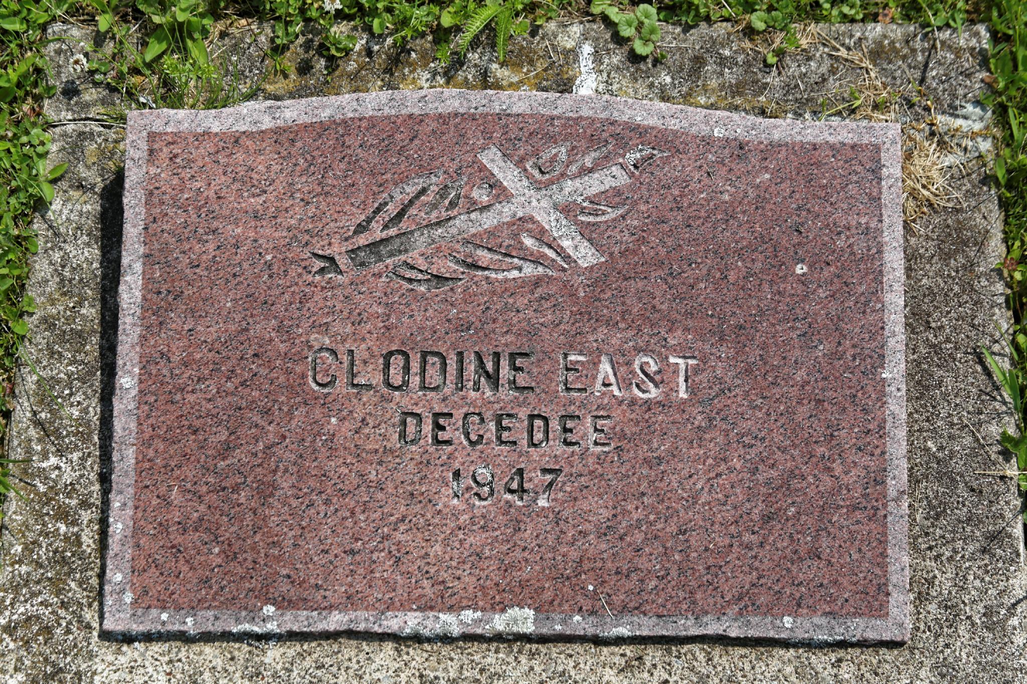 Clodine East