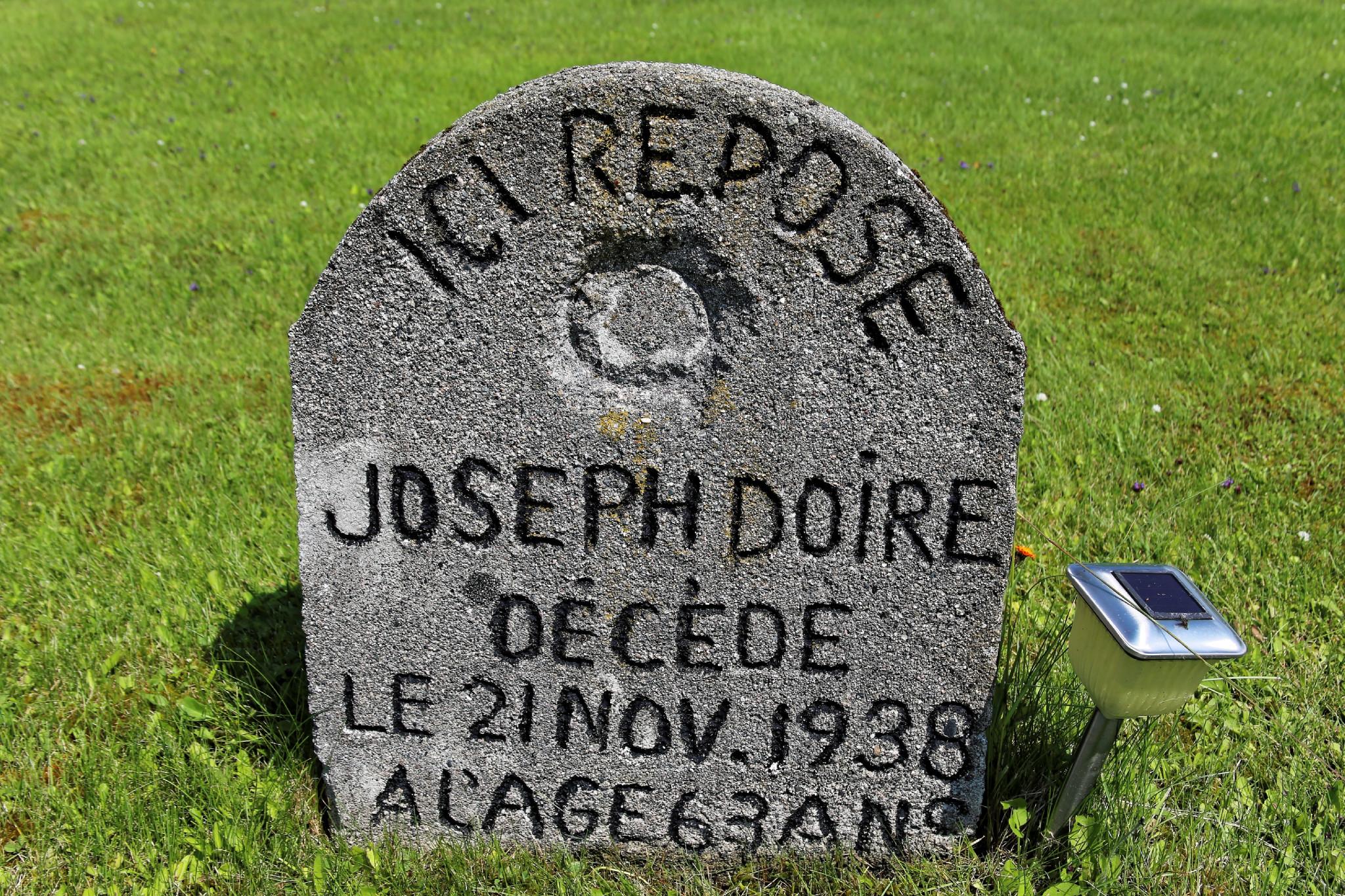 Joseph Doire