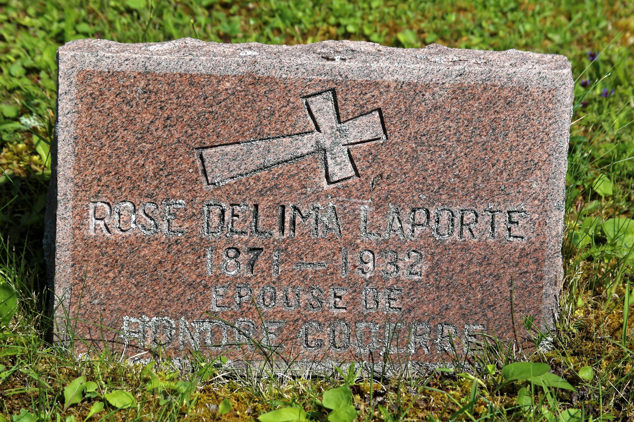 Rose Délima Laporte
