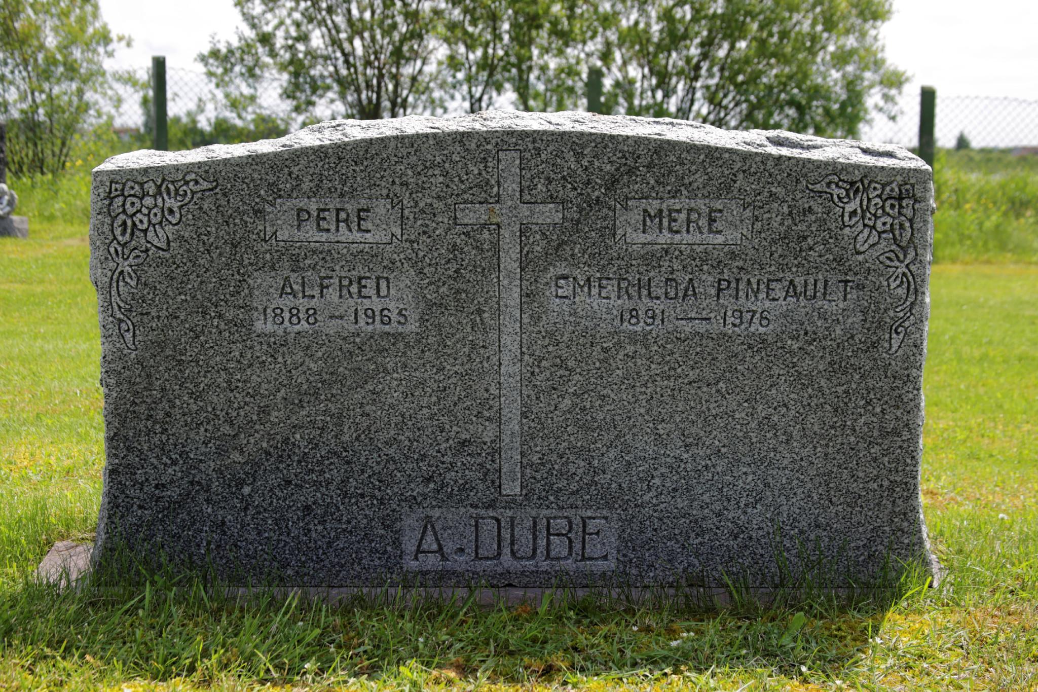 Alfred Dubé