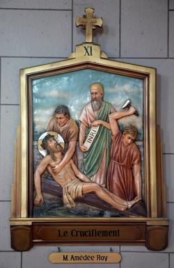 11 - Le Crucifiement