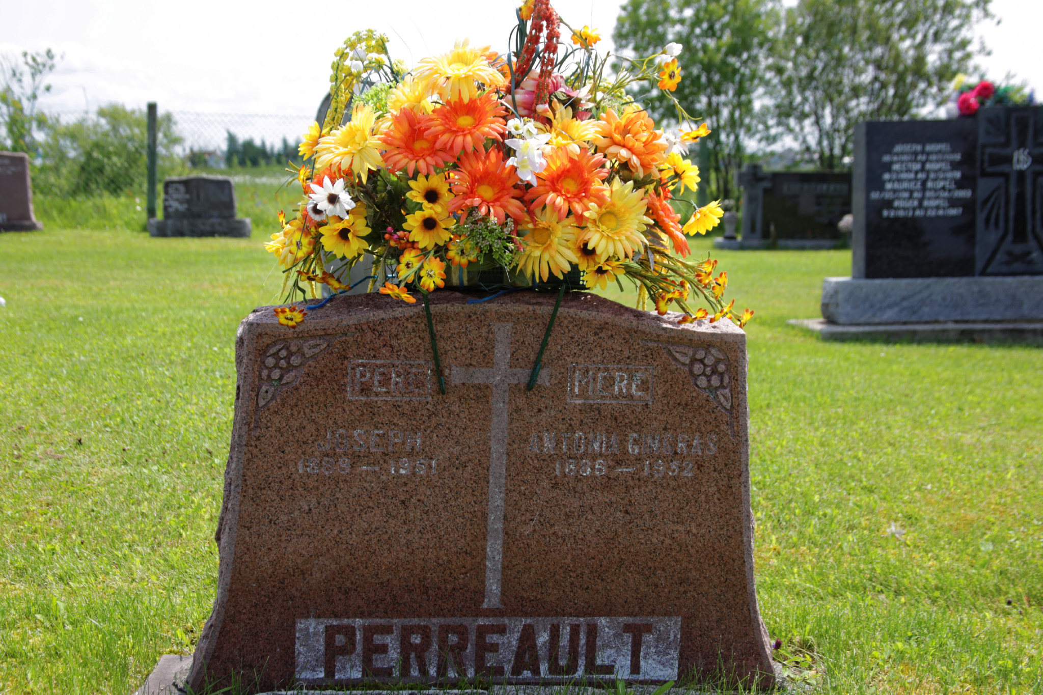Joseph Perreault