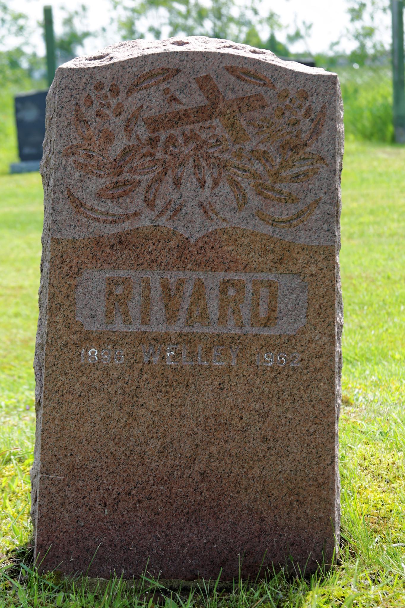 Welley Rivard